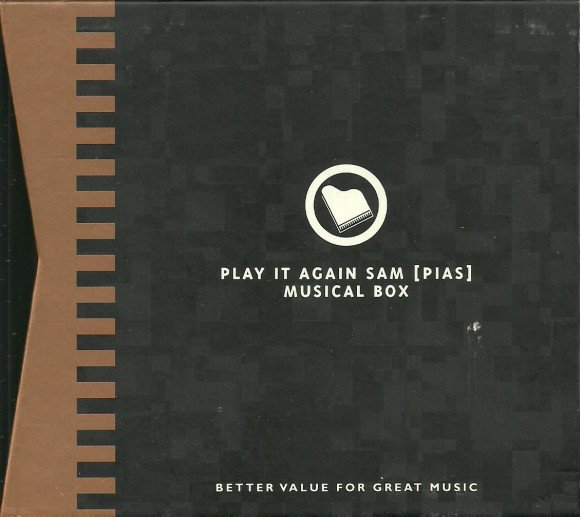 Pixies - Play It Again Sam [PIAS] Musical Box