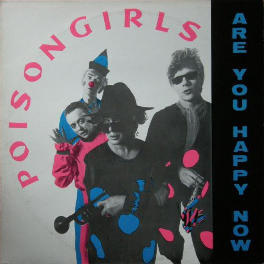 Poison Grils - Are You Happy Now