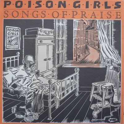 Poison Grils - Songs Of Praise