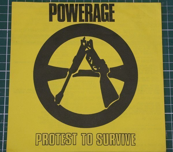 Powerage - Protest To Survive