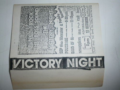 Powerage - The Victory Night