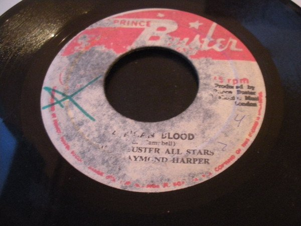 Prince Buster - African Blood / Beware Brother