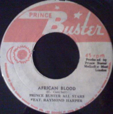 Prince Buster - African Blood / Sounds And Pressure
