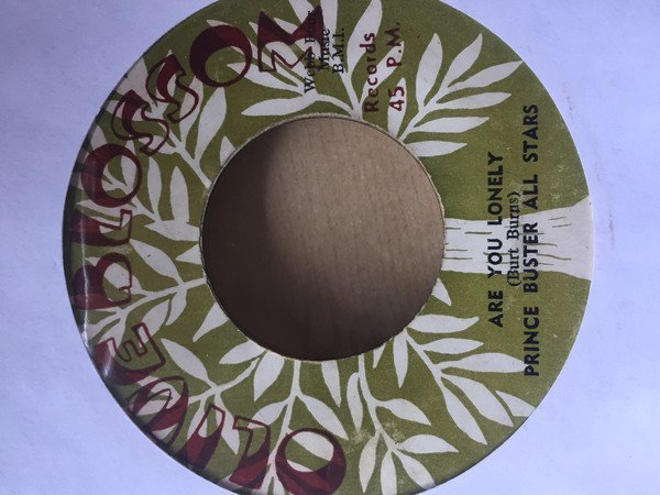 Prince Buster - Are You Lonely / Keep Out Of Trouble