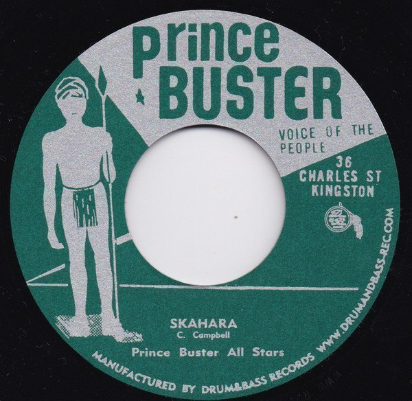 Prince Buster - Baby Face Nelson / Ling Ting Tong