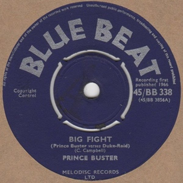 Prince Buster - Big Fight