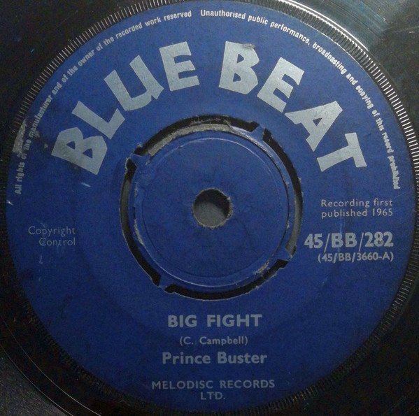 Prince Buster - Big Fight / Red Dress