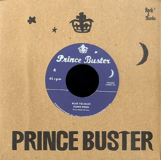 Prince Buster - Blue Yes Blue / Love Each Other
