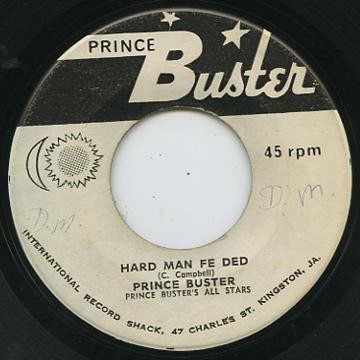 Prince Buster - Dance Cleopatra / Apache