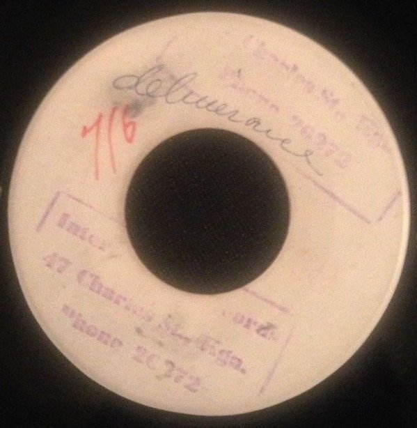 Prince Buster - Deliverance Must Come / I