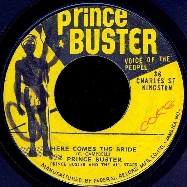 Prince Buster - Feel Up / Too Late