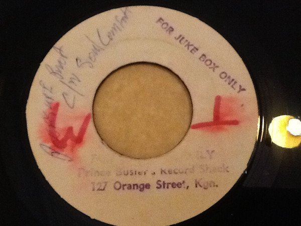 Prince Buster - Give Peace A Chance / Hit Me Back