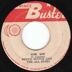 Prince Buster - God Son / Pennies From Heaven