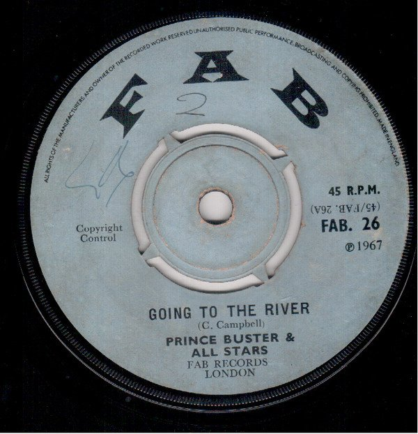 Prince Buster - Going To The River