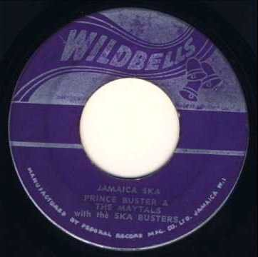 Prince Buster - Hallelujah / Be Wise