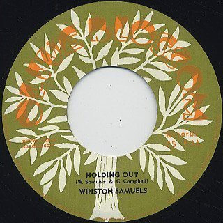 Prince Buster - Holding Out / Dark End Of The Street