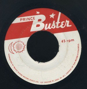 Prince Buster - Holly Holly Fishy