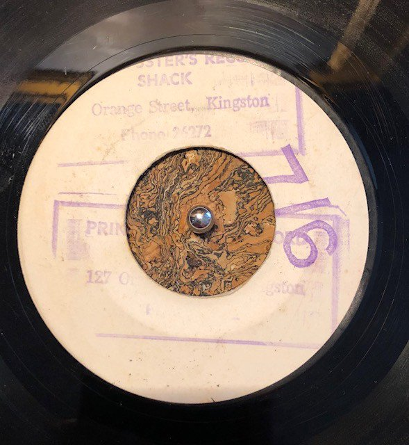 Prince Buster - I Need Love (Somebody Help Me) / Another Sad And Lonely Night