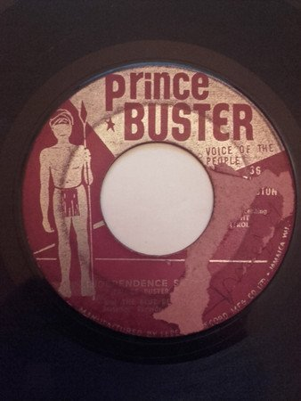 Prince Buster - Independence Song / August 1962