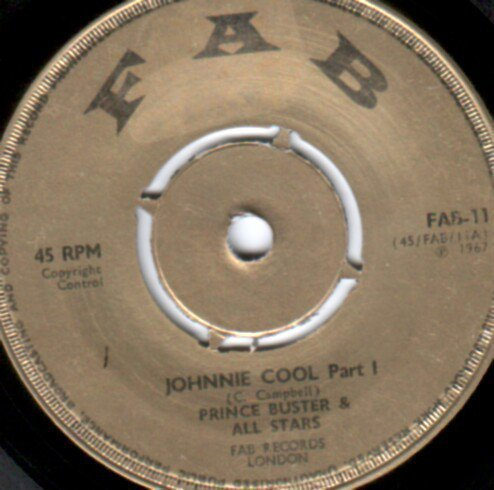Prince Buster - Johnnie Cool Part I