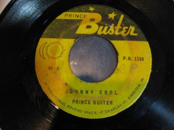 Prince Buster - Johnny Cool / Ain