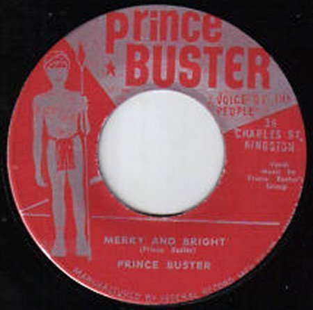 Prince Buster - Merry And Bright / Boop