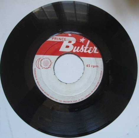 Prince Buster - Musical College
