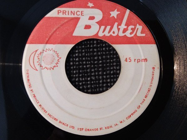 Prince Buster - One Hand Washes The Other / Time Machine