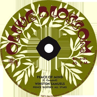 Prince Buster - Peace Of Mind / Black Man Must Be Free