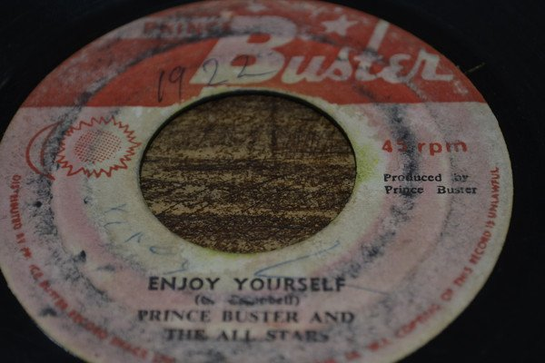 Prince Buster - Pressure proof