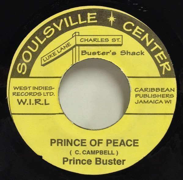 Prince Buster - Prince Of Peace