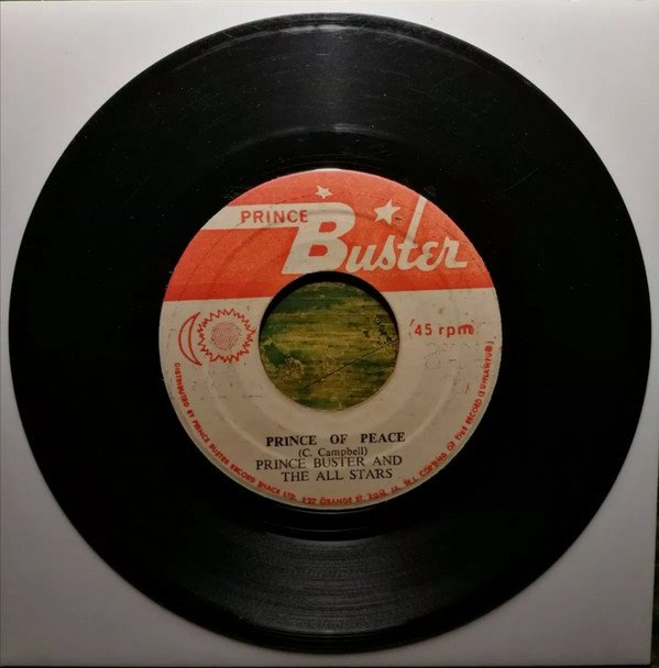 Prince Buster - Prince of Peace / Love Another Love