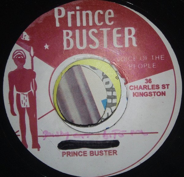 Prince Buster - Pussy Cat Bite Me