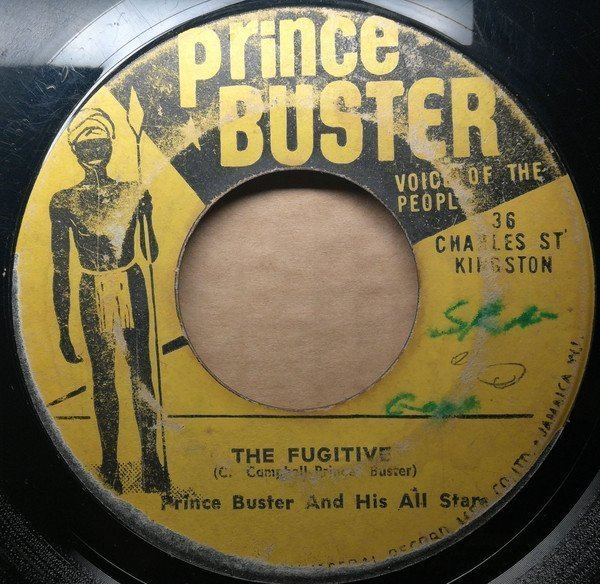Prince Buster - Return Fight / The Fugitive