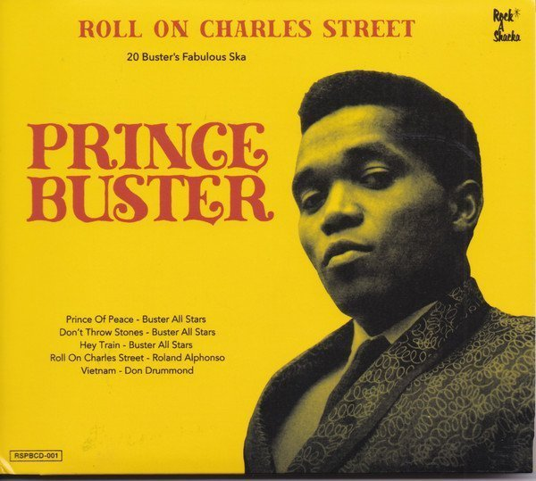 Prince Buster - Roll On Charles Street -  20 Buster
