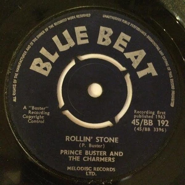 Prince Buster - Rollin