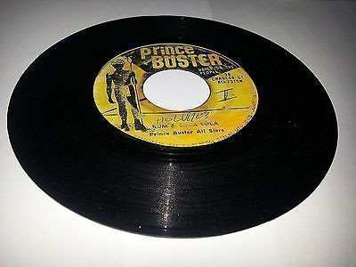 Prince Buster - Rum And Coca Cola / And I Love Her (Tenderly)