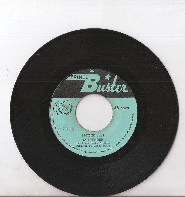 Prince Buster - Second Best /  Big Five