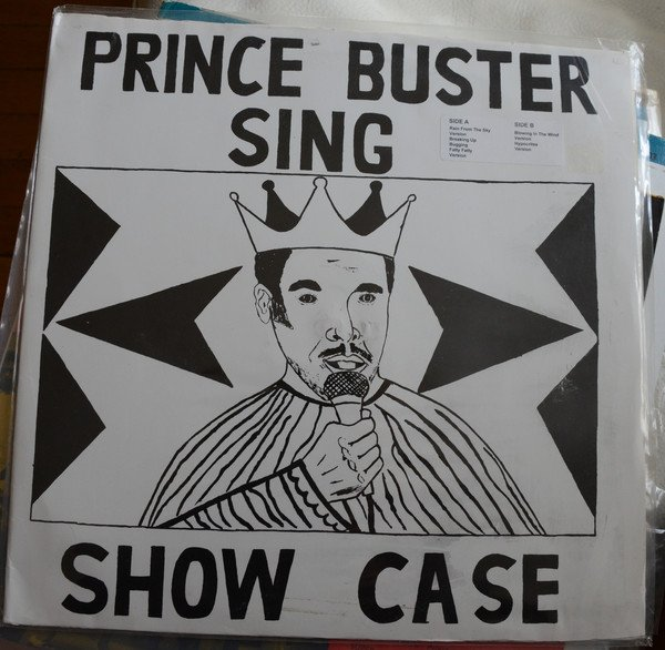 Prince Buster - Show Case
