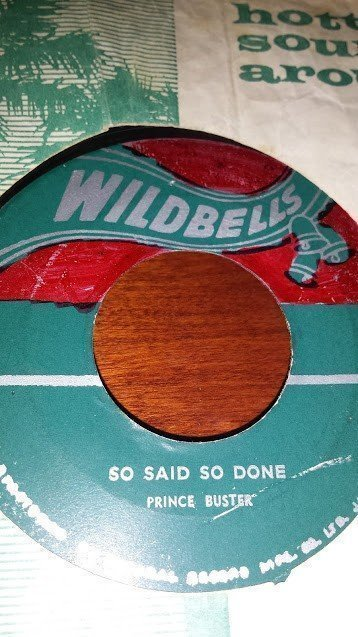 Prince Buster - So Said so done / Kennedy