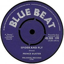 Prince Buster - Spider And Fly / Three Blind Mice