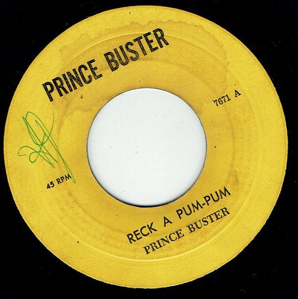 Prince Buster - Spider And The Fly / Rolling Stone