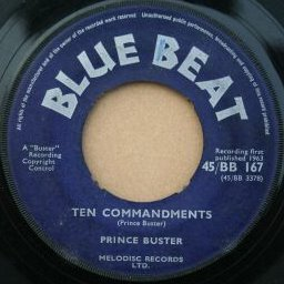 Prince Buster - Ten Commandments / Buster