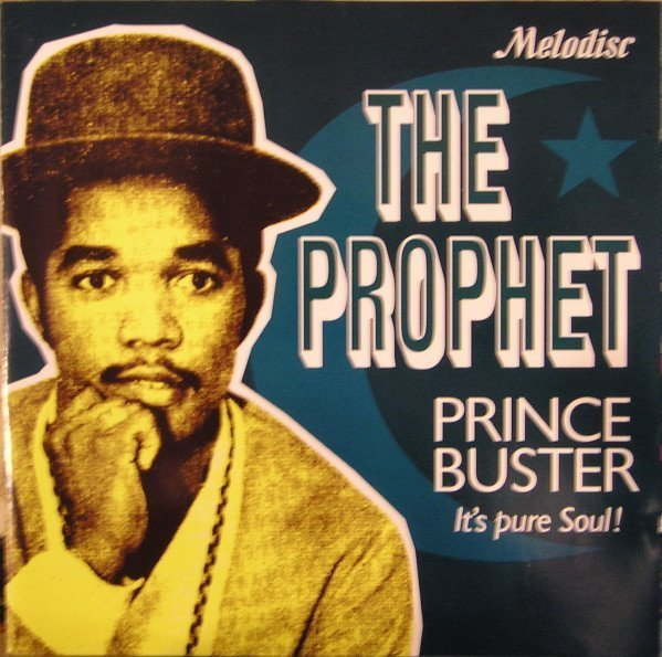 Prince Buster - The Prophet