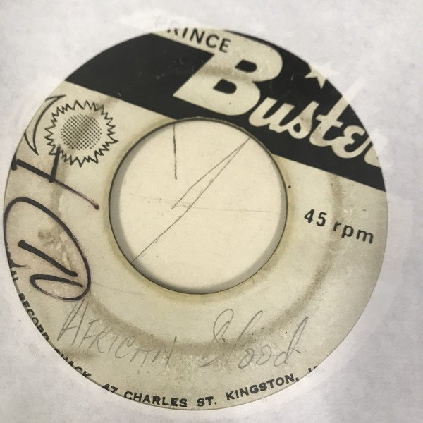 Prince Buster - Three  Rivers / African Blood