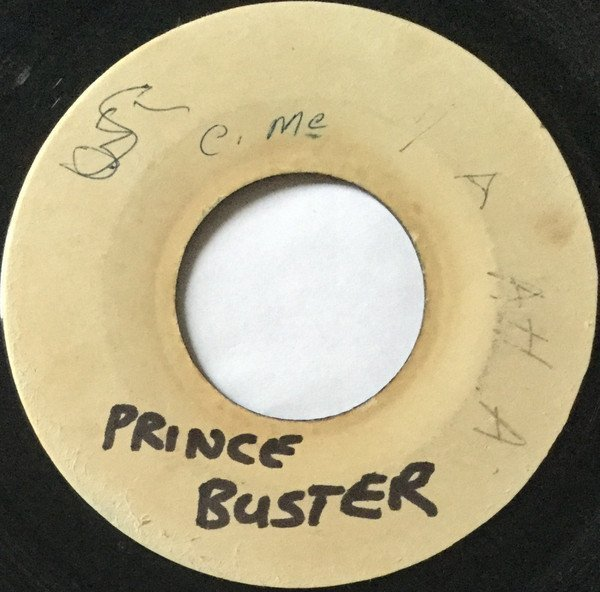 Prince Buster - To Be Loved / Hard Man Fe Dead