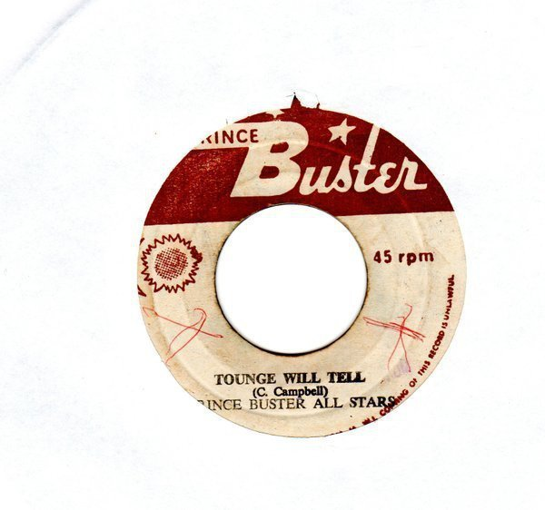Prince Buster - Tongue Will Tell / Here Comes The Bride