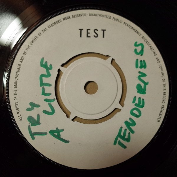 Prince Buster - Try A Little Tenderness / All My Loving