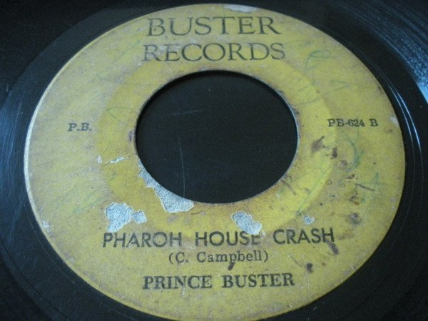 Prince Buster - Wings Of A Dove