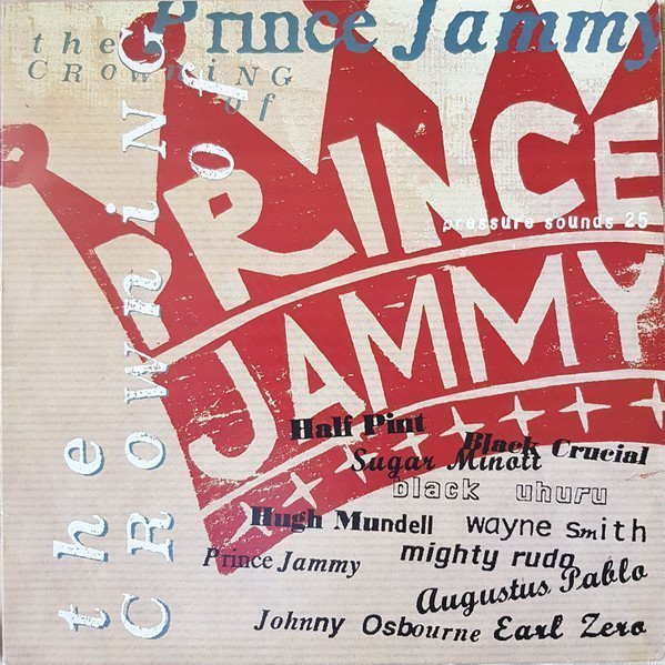 Prince Jammy Vs Scientist - The Crowning Of Prince Jammy